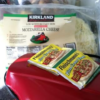 Mozzarella Bites.