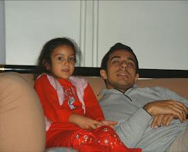 Photo: 2003 (ya da 2004) Pınar ile ilk resimlerimizden biri
