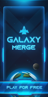 Galaxy Merge - Idle & Click Tycoon PRO Screenshot