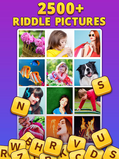 Pics ud83duddbcufe0f - Guess The Word, Picture Word Games apktram screenshots 10