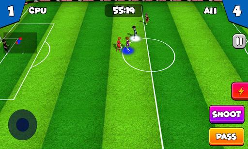 Soccer Heroes! Ultimate Football Games 2018 2.4 screenshots 5