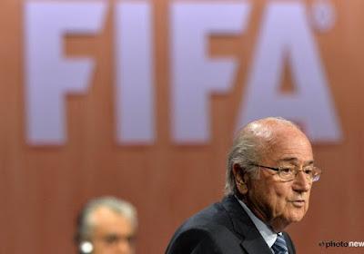 Blatter évoque des interventions politiques