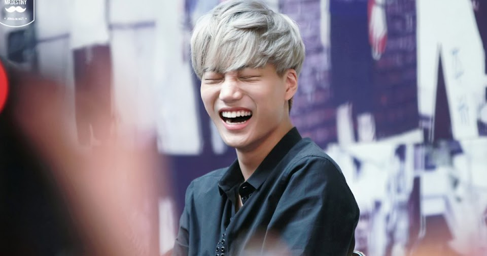 kai laugh