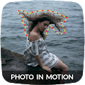 Motion On Photo - Picture Animation & Cinemagraph icon