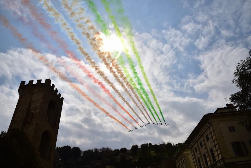 Tricolore in viaggio di Ilaria Bertini