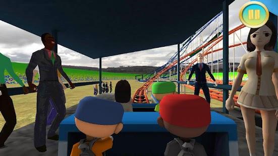16 Real Roller Coaster Simulator App screenshot
