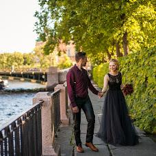 Wedding photographer Nadya Vanil (vanil). Photo of 28.05.2018