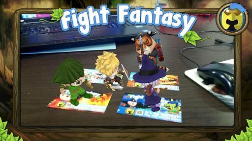 Fight Fantasy AR