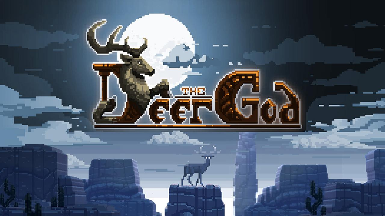 The Deer God - 3d Pixel Art- screenshot