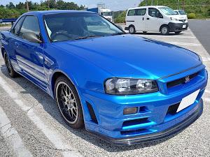 スカイラインGT-R R34 Vスペック2のカスタム事例画像 まーくん/GT-R🤭 ただの車好きですさんの2020年08月19日10:20の投稿
