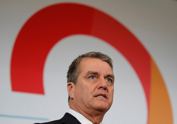 Roberto Azevedo, Director-General of the World Trade Organization (WTO).