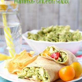 Super Simple Hummus Chicken Salad.