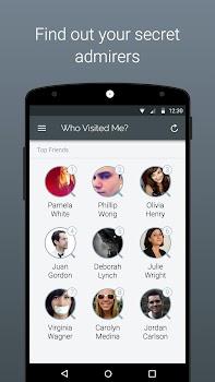 Who Visited Me On Facebook ? Stalkers Visitors