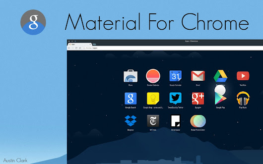 Material For Chrome