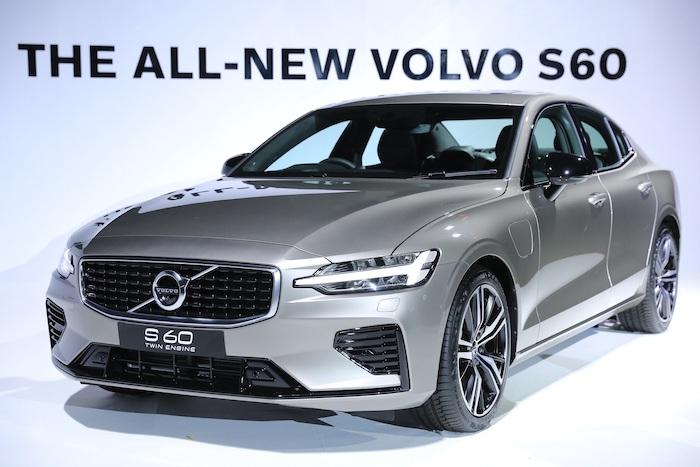 ราคา ตารางผ่อน ดาวน์ Volvo S60 2020