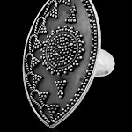 Buy Online Sterling Silver Rings In Jaipur