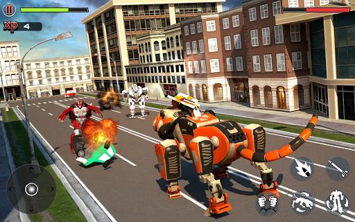 Tiger Transforming Robot 2018 1.0 screenshots 9