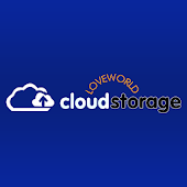 LoveWorld Cloud Storage App