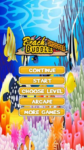 Beach Bubble Shooter