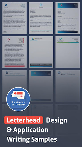 Download Letterhead Design Application Writing Samples Free For Android Letterhead Design Application Writing Samples Apk Download Steprimo Com