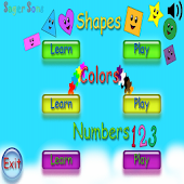 Kids Learn Number Color Shape
