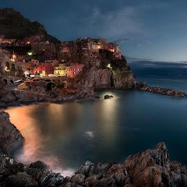 -My Manarola- by Jimmy Kohar - Landscapes Travel