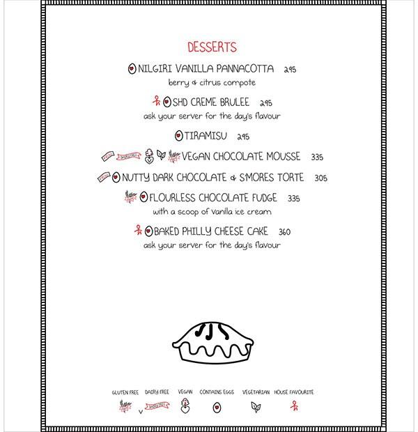 Smoke House Deli menu 9