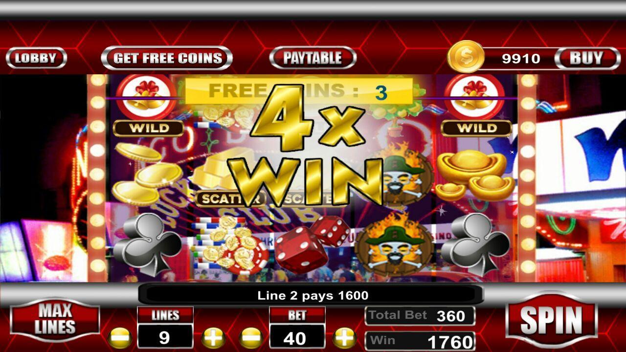 Xcode slot machine game