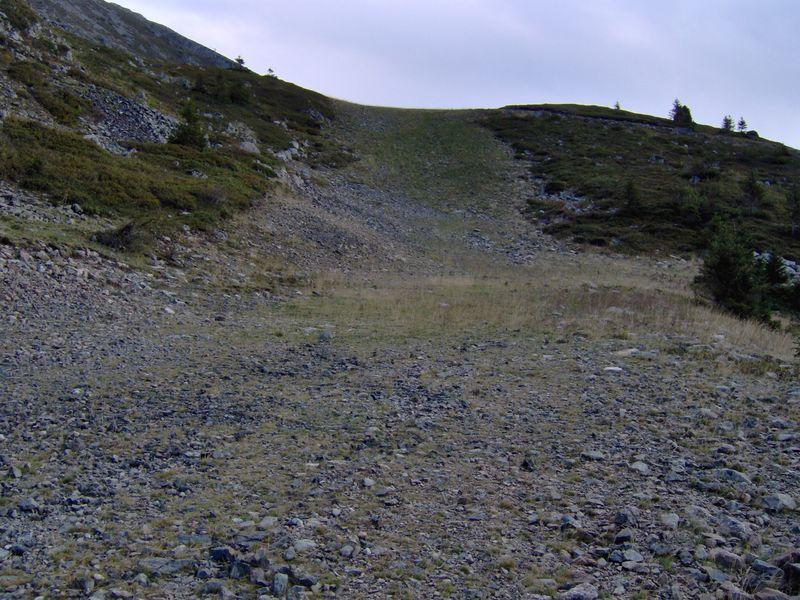 La mine de cuivre du lac Charlet