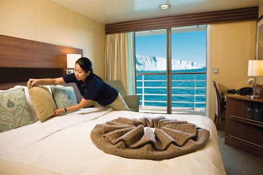 National-Geographic-Explorer-cabin.jpg - The upper deck cabin aboard National Geographic Explorer features a private balcony.