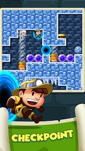 Diamond Quest: Don't Rush! MOD APK (Unlimited Diamonds) 5
