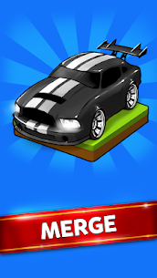 Battle Car Tycoon Idle Merge games mod 1