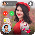Live Video talk-dating Girl,Online video chat icon