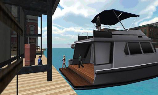 フェリーボート貨物:観光