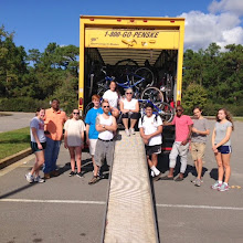 Photo: Cape Fear Academy collects 122 bikes
