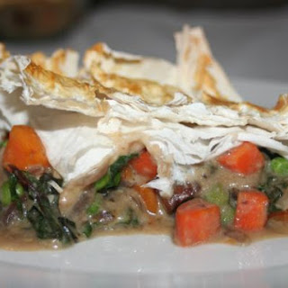 Lightened-Up Vegetable Pot Pie