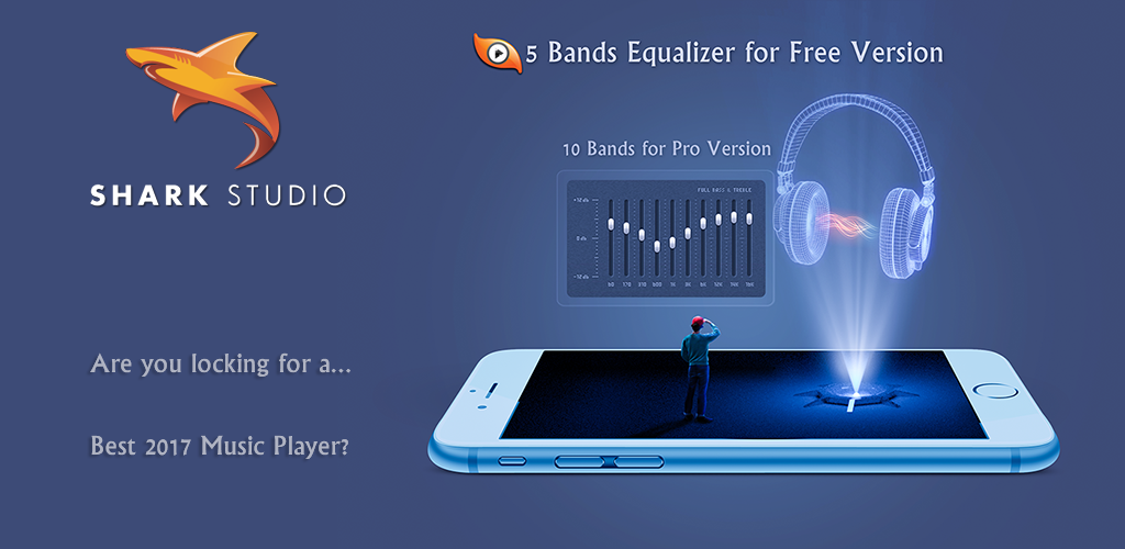 Download Shark3D Music Player APK latest version 4 0 0 for