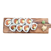 100. Salmon & Avocado Sushi Roll