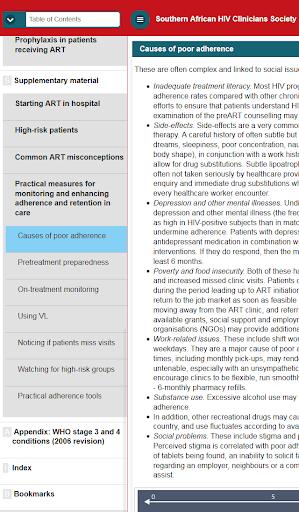 SA HIV Clin Soc Adult Guide