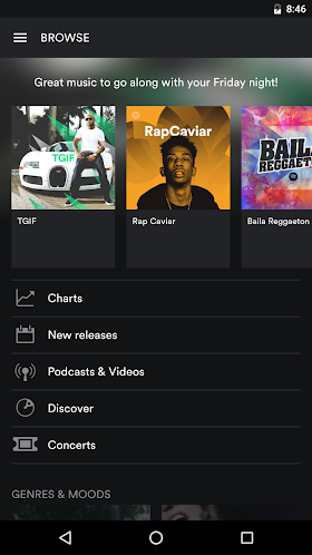 Spotify Music 8.4.28.875 Final Mod APK