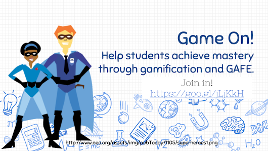 Game On! - Gamification in Science