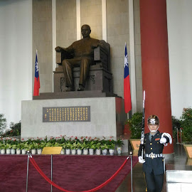 Sun Yat Sen Memorial Hall by Jed Mitter - Buildings & Architecture Statues & Monuments ( taiwan, taipei, sun yat sen )