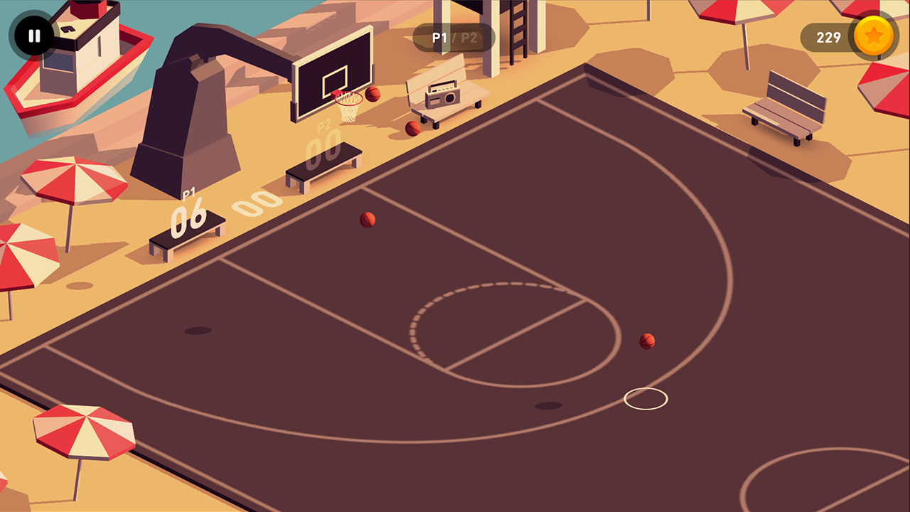 HOOP - Basketball- screenshot