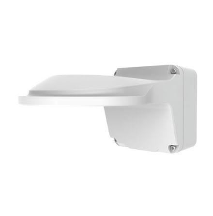 UNV / CTN väggbeslag med kopplingsdosa till Mini Dome