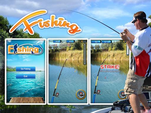 Outdoor Fishing Elite screenshot