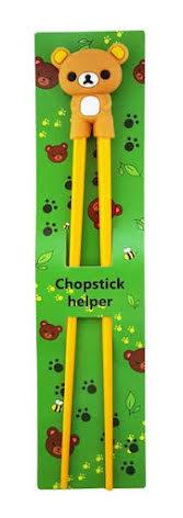 Chopsticks w Trainer Bear