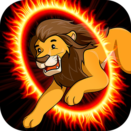 Angry Lion Run
