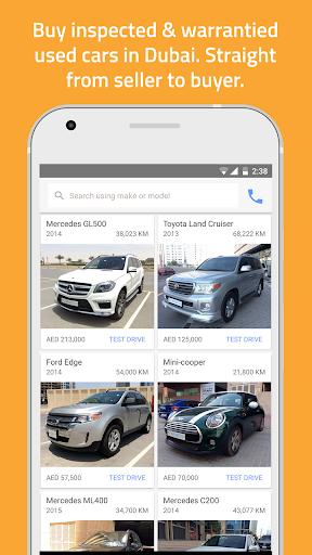 CarSwitch - Used cars in Dubai 4.2.1 screenshots 1