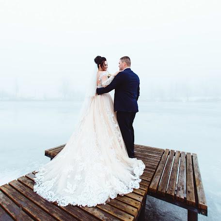Свадебный фотограф Артем Гончаров (odinmig). Фотография от 22.02.2018
