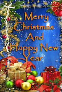 Christmas Greeting Card - náhled